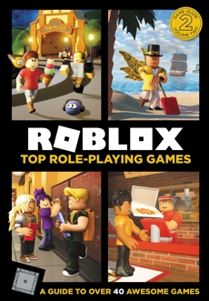 Roblox Top Role-Playing Games, Official Roblox Books (HarperCollins)