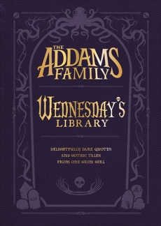 The Addams Family: Wednesday's Library, Glass, Calliope & West, Alexandra