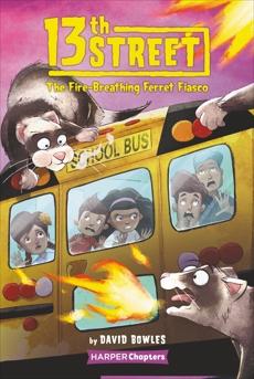 13th Street #2: The Fire-Breathing Ferret Fiasco, Bowles, David