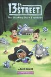 13th Street #4: The Shocking Shark Showdown, Bowles, David