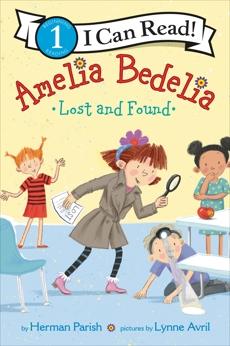 Amelia Bedelia Lost and Found, Parish, Herman