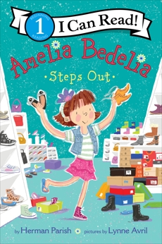 Amelia Bedelia Steps Out, Parish, Herman