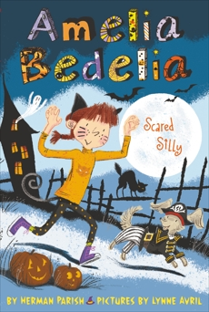 Amelia Bedelia  Holiday Chapter Book #2: Amelia Bedelia Scared Silly, Parish, Herman