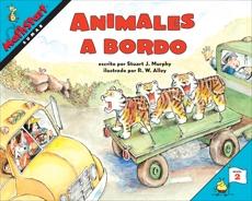 Animales a bordo: Animals on Board (Spanish Edition), Murphy, Stuart J.