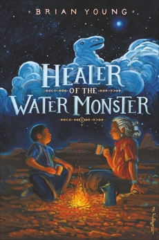 Healer of the Water Monster, Young, Brian