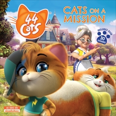 44 Cats: Cats on a Mission, Rainbow