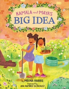 Kamala and Maya's Big Idea, Harris, Meena