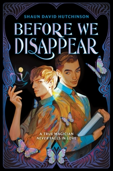 Before We Disappear, Hutchinson, Shaun David