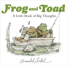 Frog and Toad: A Little Book of Big Thoughts, Lobel, Arnold