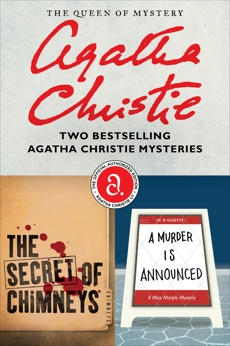 The Secret of Chimneys & A Murder is Announced Bundle: Two Bestselling Agatha Christie Mysteries, Christie, Agatha