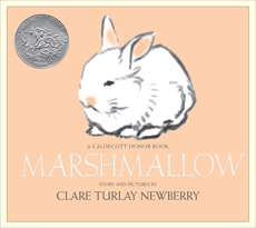 Marshmallow, Newberry, Clare Turlay