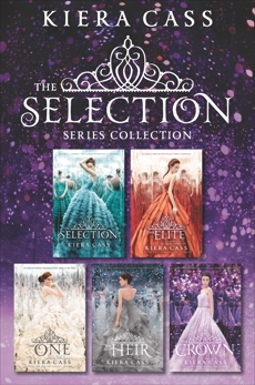 The Selection Series 5-Book Collection: The Selection, The Elite, The One, The Heir, The Crown