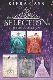 The Selection Series 5-Book Collection: The Selection, The Elite, The One, The Heir, The Crown, Cass, Kiera