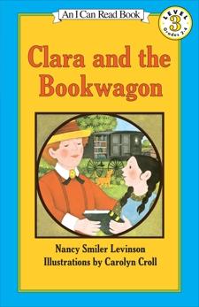 Clara and the Bookwagon, Levinson, Nancy Smiler