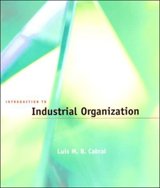 Introduction to Industrial Organization, Cabral, Luis M. B.