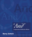 'And': Conjunction Reduction Redux, Schein, Barry