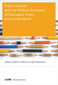 Public Opinion and the Political Economy of Education Policy around the World,