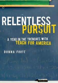 Relentless Pursuit, Foote, Donna
