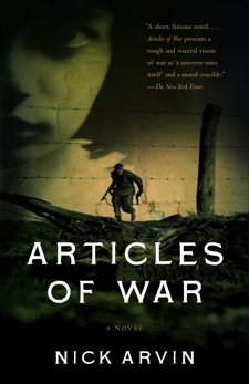 Articles of War, Arvin, Nick