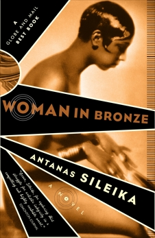 Woman in Bronze, Sileika, Antanas