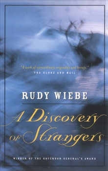 A Discovery Of Strangers, Wiebe, Rudy