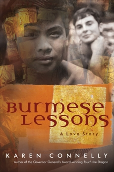 Burmese Lessons: A Love Story, Connelly, Karen