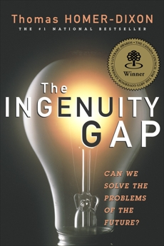 The Ingenuity Gap: Can We Solve the Problems of the Future?, Homer-Dixon, Thomas