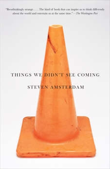 Things We Didn't See Coming, Amsterdam, Steven
