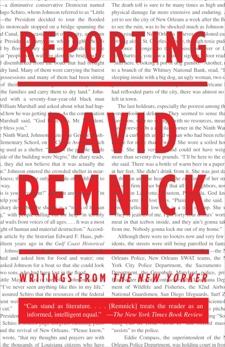 Reporting, Remnick, David