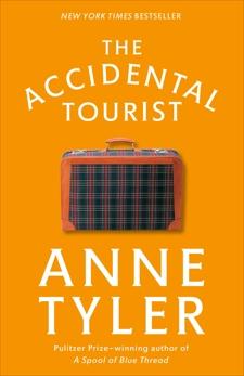 The Accidental Tourist: A Novel, Tyler, Anne
