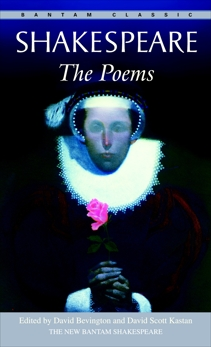 The Poems, William Shakespeare