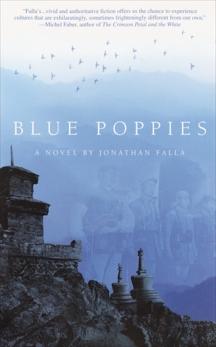 Blue Poppies: A Novel, Falla, Jonathan