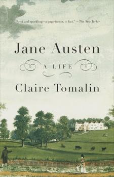 Jane Austen: A Life, Tomalin, Claire