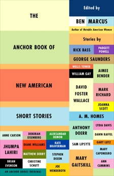 The Anchor Book of New American Short Stories,