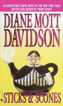 Sticks & Scones, Davidson, Diane Mott