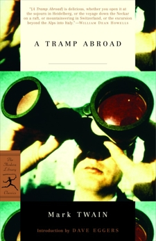 A Tramp Abroad, Twain, Mark