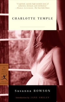 Charlotte Temple, Rowson, Susanna