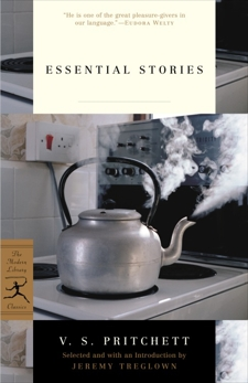 Essential Stories, Pritchett, V. S.