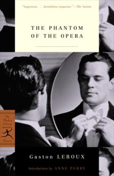 The Phantom of the Opera, Leroux, Gaston