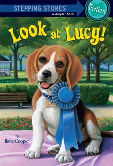 Absolutely Lucy #3: Look at Lucy!, Cooper, Ilene
