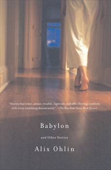 Babylon and Other Stories, Ohlin, Alix