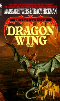 Dragon Wing: The Death Gate Cycle, Volume 1, Hickman, Tracy & Weis, Margaret & Weis, Margaret