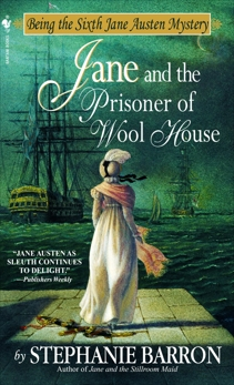 Jane and the Prisoner of Wool House, Barron, Stephanie