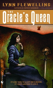 The Oracle's Queen, Flewelling, Lynn