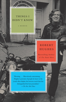 Things I Didn't Know, Hughes, Robert
