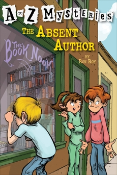 A to Z Mysteries: The Absent Author, Roy, Ron