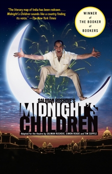 Salman Rushdie's Midnight's Children: Adapted for the Theatre by Salman Rushdie, Simon Reade and Tim Supple, Rushdie, Salman