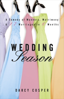 Wedding Season: A Novel, Cosper, Darcy