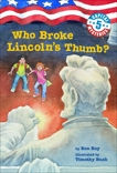 Capital Mysteries #5: Who Broke Lincoln's Thumb?, Roy, Ron