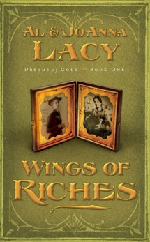 Wings of Riches, Lacy, Joanna & Lacy, Al